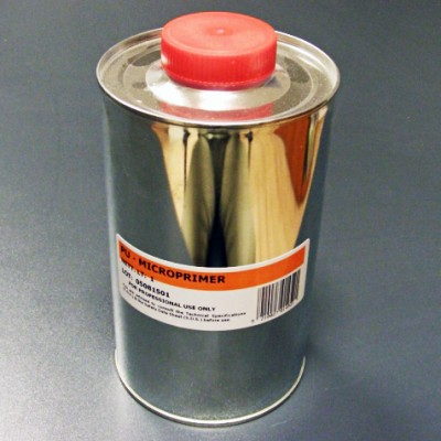 MICROPRIMER – Low viscosity polyurethane based primer