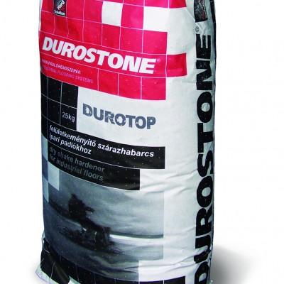 """Didelio atsparumo dilumui betono paviršiaus kietiklis """"DUROTOP"""""""