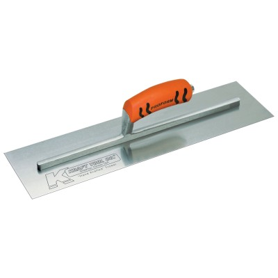 Swedish Stainless Steel Cement Trowel with ProForm® Handle